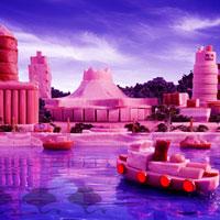 Surreal Landscape Escape Games 2 Rule