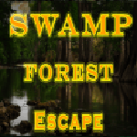 Swamp Forest Escape 8BGames