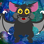 Swarthy Bat Escape Games4King