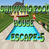 Swimming Pool House Escape 5