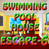 Swimming Pool House Escape 6