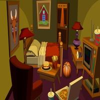 Television Room Escape TollFreeGames