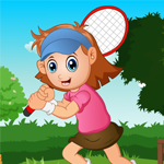 Tennis Player Rescue Games4King