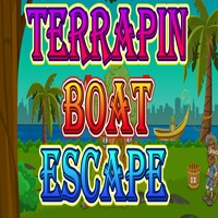 Terrapin Boat Escape Games2Jolly