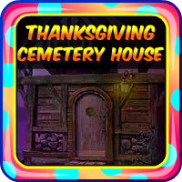Thanksgiving Cemetery House Escape AvmGames