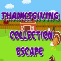 Thanksgiving Collection Escape EscapeGames2