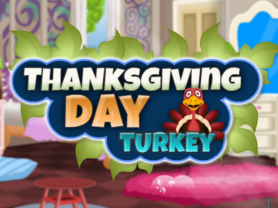 Thanksgiving Day Turkey Escape GraceGirlsGames