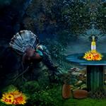 Thanksgiving Garden Escape AngelEscape