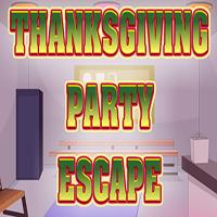 Thanksgiving Party Escape EscapeGames2