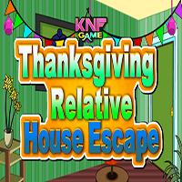 Thanksgiving Relative House Escape KNFGames