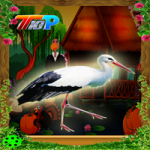 Thanksgiving Rescue The Stork Top10NewGames