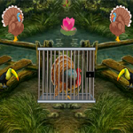 Thanksgiving Turkey Escape 8BGames
