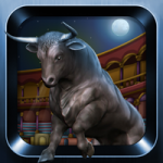 The Circle Auditorium Of Bull Fighting Escape ENAGames