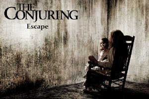 The Conjuring Escape CrazyEscapeGames