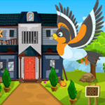 The Cute Bird Rescue Games4King