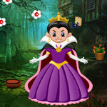 The Evil Queen Rescue Games4King