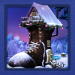 The Frozen Sleigh Big Boot Escape ENAGames