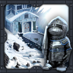 The Frozen Sleigh Creepy Castle Escape ENAGames