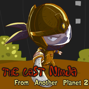 The Last Ninja From Another Planet 2