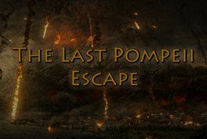 The Last Pompeii Escape CrazyEscapeGames