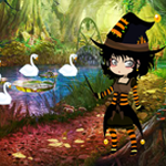 The Little Witch Rescue Games4King