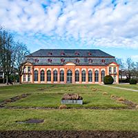 The Orangerie In Darmstadt Puzzle OceanDesJeux