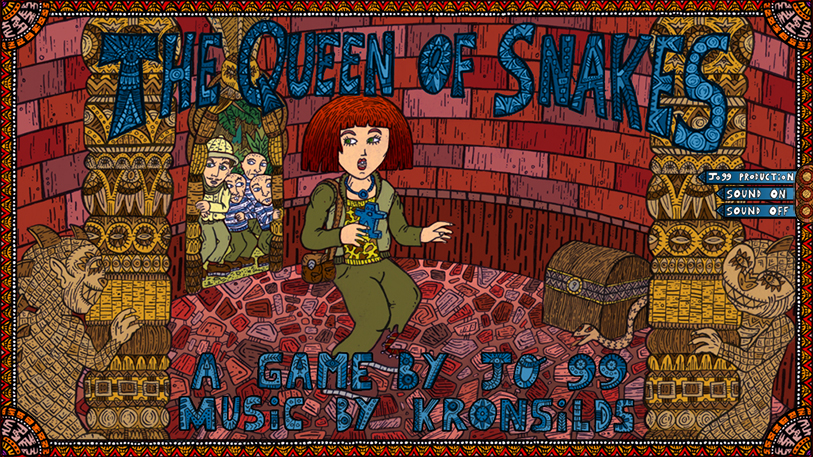 The Queen Of Snakes Jo99