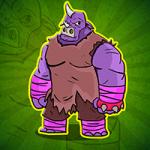 The Rhinoceros Warrior Escape Games2Jolly