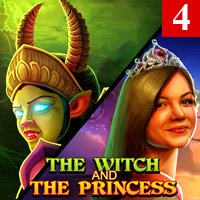 The Witch And The Princess 4 ENAGames