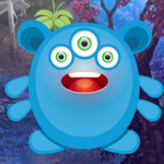 Three Eyed Creature Escape Games4King