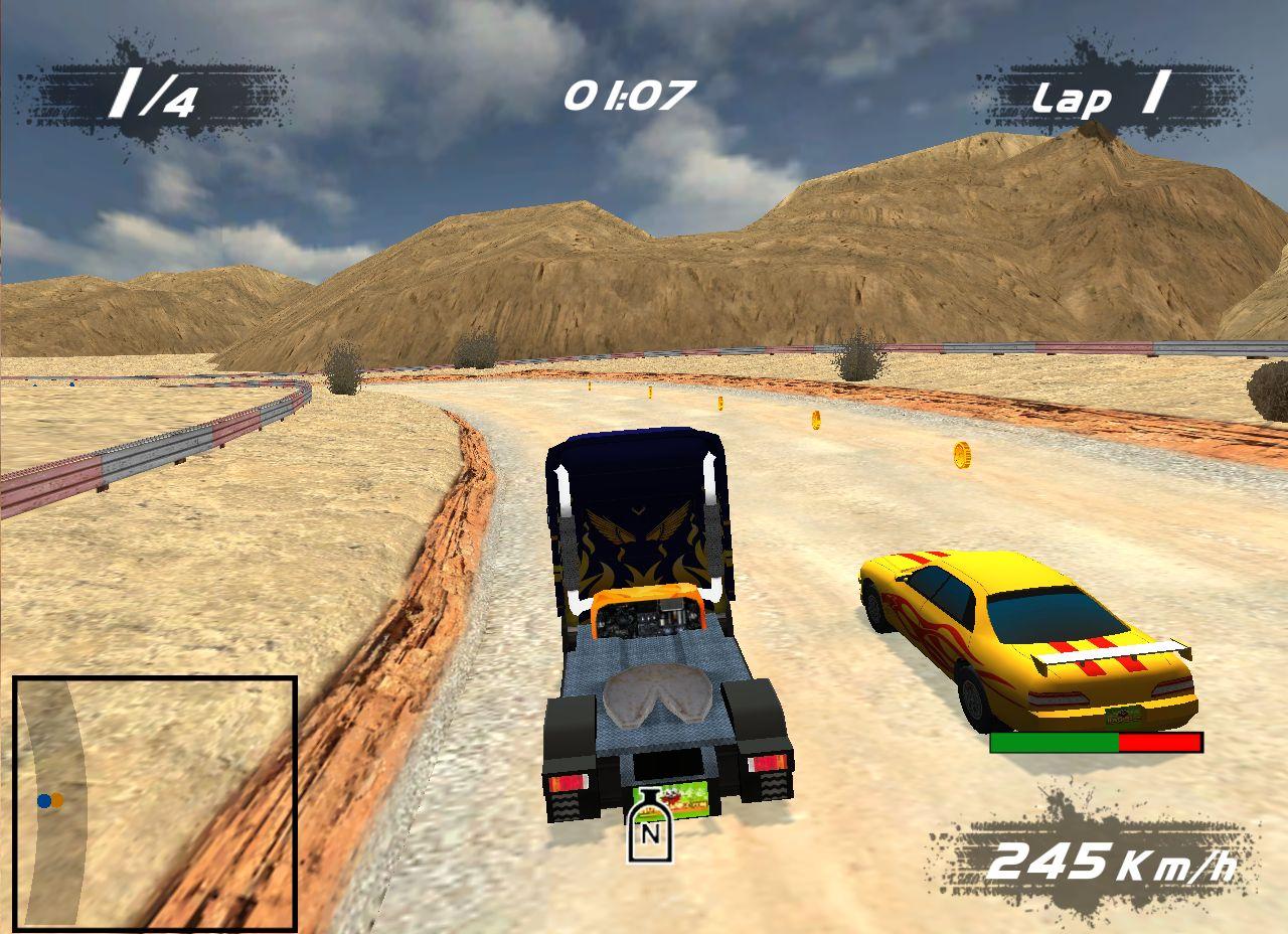 Image Thunder Cross Racing
