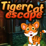 Tiger Cat Escape Games4King