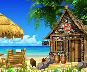 Tiki Beach Escape YolkGames