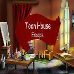 Toon House Escape 365Escape