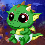 Tot Dragon Rescue Games4King
