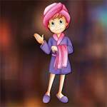 Towel Girl Escape AvmGames
