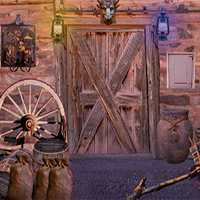 Trading Post Cowboy Escape FirstEscapeGames