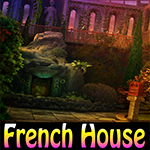 Traditional French House Escape Games4King