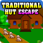 Traditional Hut Escape AvmGames