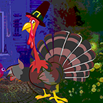 Trapped Turkey Rescue Games4King