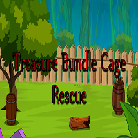 Treasure Bundle Cage Rescue TheEscapeGames