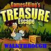 Treasure Escape Walkthrough