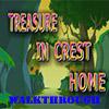 Treasure In Crest Home Walkthrough