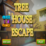 Tree House Escape CrazeInGames