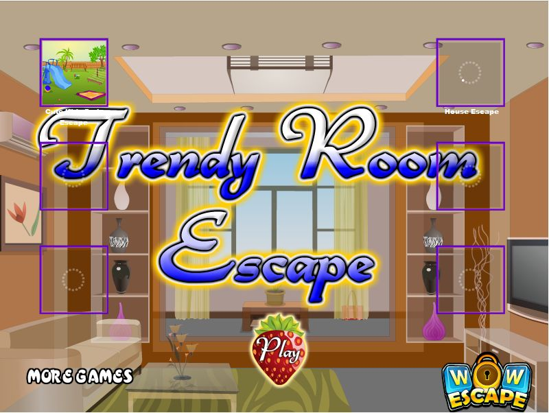 Trendy Room Escape