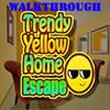 Trendy Yellow Home Escape Walkthrough
