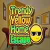 Trendy Yellow Home Escape