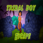 Tribal Boy Escape 8BGames