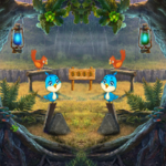 Tribal Girl Escape 8BGames