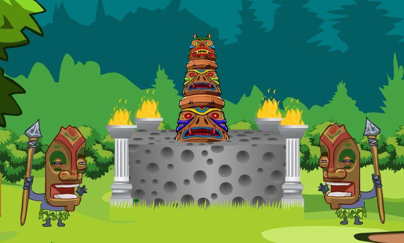 Tribal God Resurrection Games2Jolly